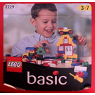 LEGO Basic Building Set, 3+ Set 2229