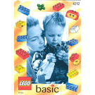 LEGO Basic Building Set, 3+ Set 4212