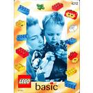 LEGO Basic Building Set, 3+ Set 4212 Instructions