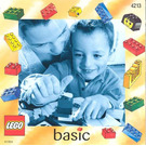 LEGO Basic Building Set, 3+ Set 4213