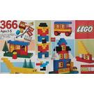LEGO Basic Building Set 366