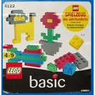 LEGO Basic Building Set, 4+ Set 4122