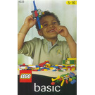 LEGO Basic Building Set, 5+ Set 4225