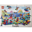LEGO Basic Building Set, 5+ Set 4225 Instructions