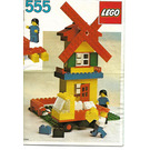 LEGO Basic Building Set, 5+ Set 555-2 Instructions