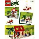 LEGO Basic Building Set, 7+ Set 725-1