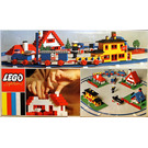 LEGO Basic Building Set with Train 080-1