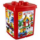 LEGO Basic Red Bucket Set 7616 Packaging