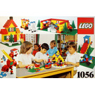 LEGO Basic School Pack - Topical/Thematic work Set 1056