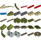 LEGO Basilisk snake