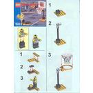 LEGO Basketball Set 5013 Instructions
