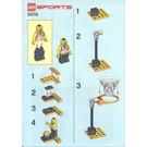 LEGO Basketball Set 5016 Instructions
