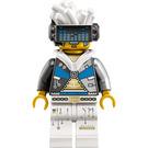 LEGO Bass Bot Minifigure
