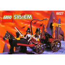 LEGO Bat Lord's Catapult Set 6027