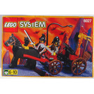 LEGO Bat Lord's Catapult Set 6027 Packaging