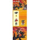 LEGO Bat Lord Set 6007 Instructions