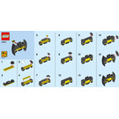 LEGO Bat Shooter Set 40301 Instructions