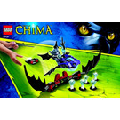 LEGO Bat Strike Set 70137 Instructions