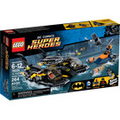 LEGO Batboat Harbour Pursuit Set 76034 Packaging