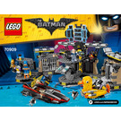 LEGO Batcave Break-In Set 70909 Instructions