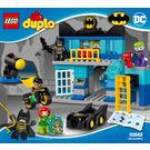 LEGO Batcave Challenge Set 10842 Instructions