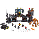 LEGO Batcave Clayface Invasion Set 76122
