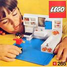 LEGO Bathroom Set 265-1