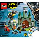 LEGO Batman and The Joker Escape Set 76138 Instructions