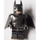 LEGO Batman Armored Minifigure with Cape