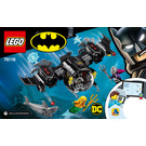 LEGO Batman Batsub and the Underwater Clash Set 76116 Instructions