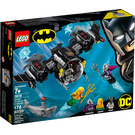LEGO Batman Batsub and the Underwater Clash Set 76116 Packaging