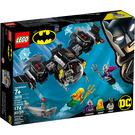 LEGO Batman Batsub and the Underwater Clash Set 76116 Packaging