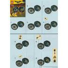 LEGO Batman Battle Pod Set 5004929 Instructions