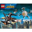 LEGO Batman: Brother Eye Takedown Set 76111 Instructions