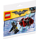LEGO Batman in the Phantom Zone Set 30522 Packaging