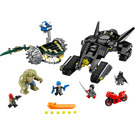 LEGO Batman: Killer Croc Sewer Smash Set 76055