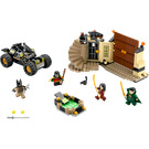 LEGO Batman: Rescue from Ra's al Ghul Set 76056