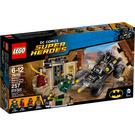 LEGO Batman: Rescue from Ra's al Ghul Set 76056 Packaging