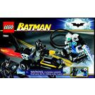 LEGO Batman's Buggy: The Escape of Mr. Freeze Set 7884 Instructions