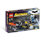 LEGO Batman's Buggy: The Escape of Mr. Freeze Set 7884 Packaging
