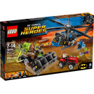 LEGO Batman: Scarecrow Harvest of Fear Set 76054 Packaging
