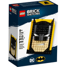 LEGO Batman Set 40386 Packaging