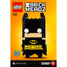 LEGO Batman Set 41585 Instructions