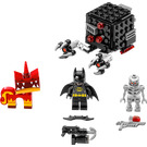 LEGO Batman & Super Angry Kitty Attack Set 70817