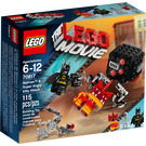 LEGO Batman & Super Angry Kitty Attack Set 70817 Packaging
