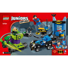 LEGO Batman & Superman vs. Lex Luthor Set 10724 Instructions
