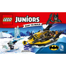 LEGO Batman vs. Mr. Freeze Set 10737 Instructions