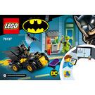LEGO Batman vs. The Riddler Robbery Set 76137 Instructions