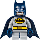 LEGO Batman with Gray and Blue Outfit Minifigure