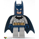 LEGO Batman with Gray Suit Minifigure